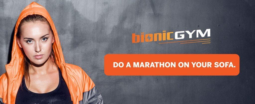 BionicGym Couch Marathon